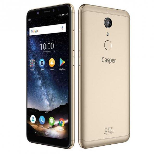 Casper Via G1 32 GB GOLD Cep Telefonu Altın