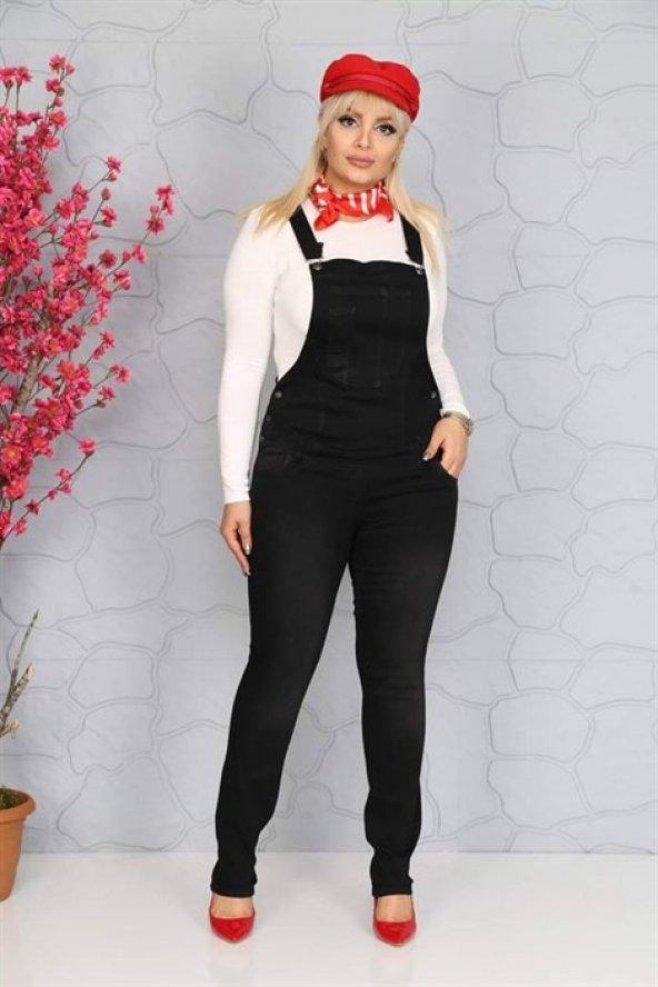 Bahçıvan Kot Pantolon Siyah