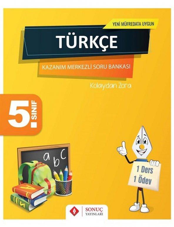 Sonuç 5. Sınıf Türkçe Kazanım Merkezli Soru Bankası Seti