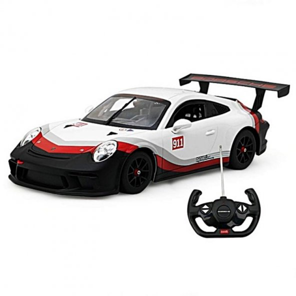 Uzaktan Kumandalı Rastar 1:14 Porsche 911 Gt3 Cup Araba