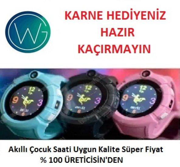 Glida Ewd Akıllı  Çocuk  Saati & ÜRETİCİSİ   % 100 ORJİNAL MAVİ