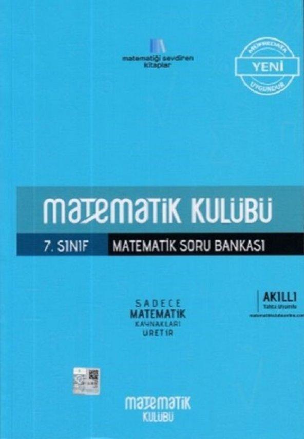 Matematik Kulübü 7. Sınıf Matematik Soru Bankası Yeni 2019