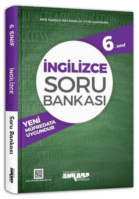 ANKARA YAY. 6.SINIF İNGİLİZCE S.B(YENİ)