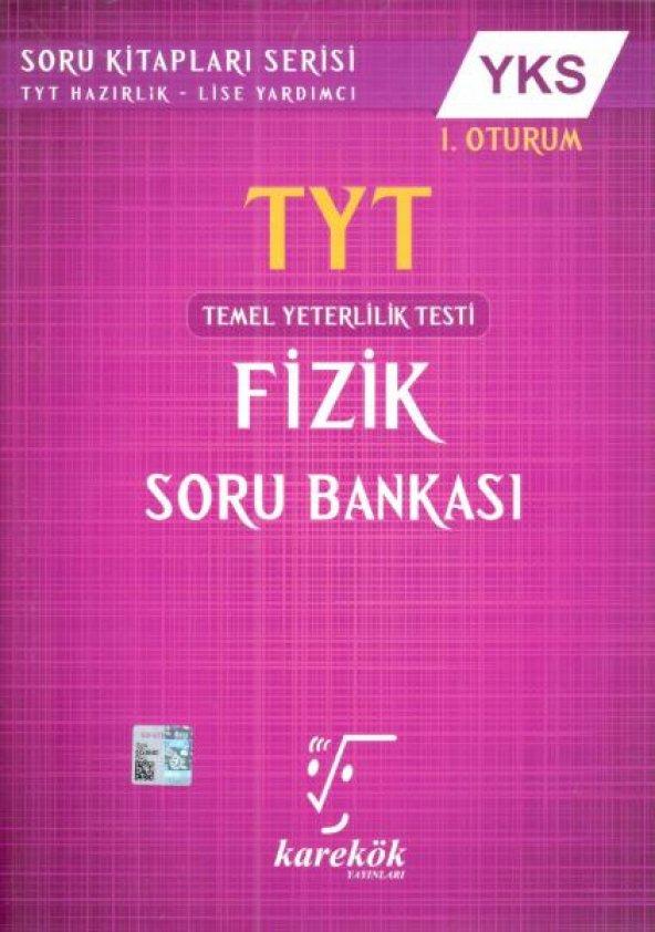 Karekök YKS TYT Fizik Soru Bankası 1. Oturum