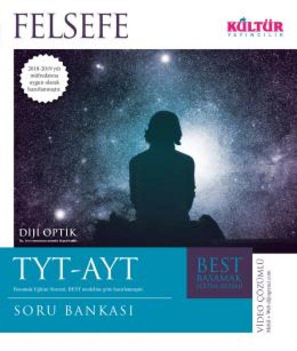 KÜLTÜR TYT / AYT FELSEFE BEST SORU BANKASI