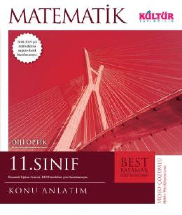 KÜLTÜR 11. Sınıf Matematik Best Konu Anlatım