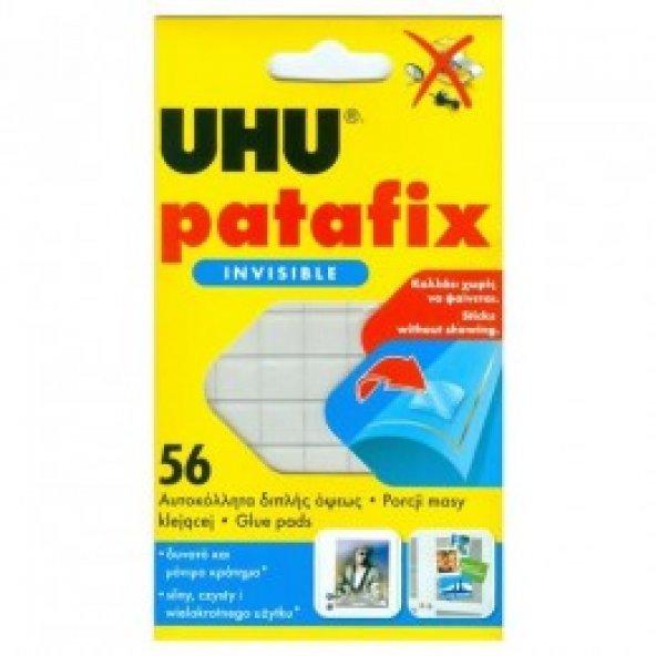 Uhu - Patafix Şeffaf Hamur Yapıştırıcı