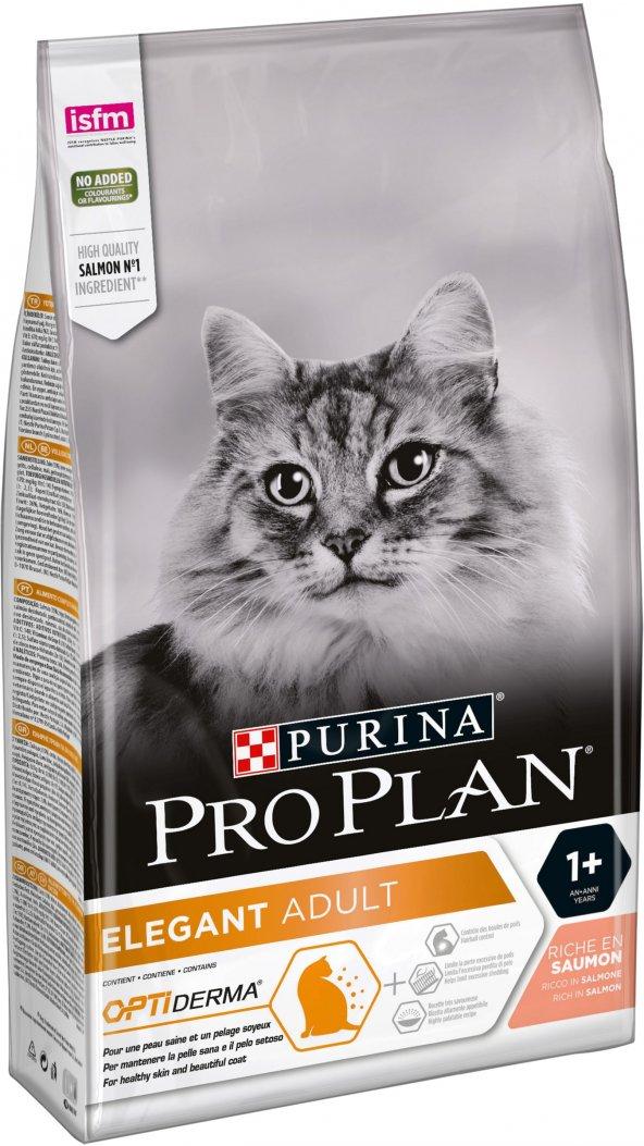 Pro Plan Derma Plus Somonlu Yetişkin Kedi Maması 1,5 Kg