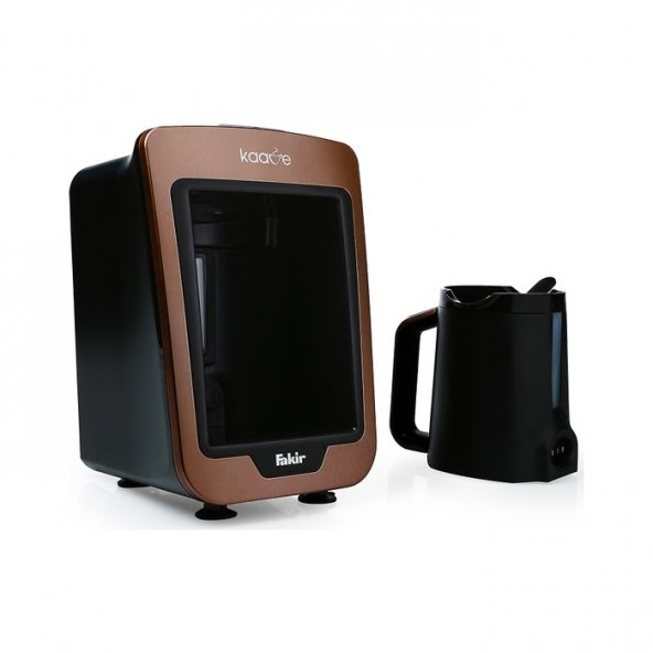 Fakir Kaave Türk Kahve Makinası - Kahverengi