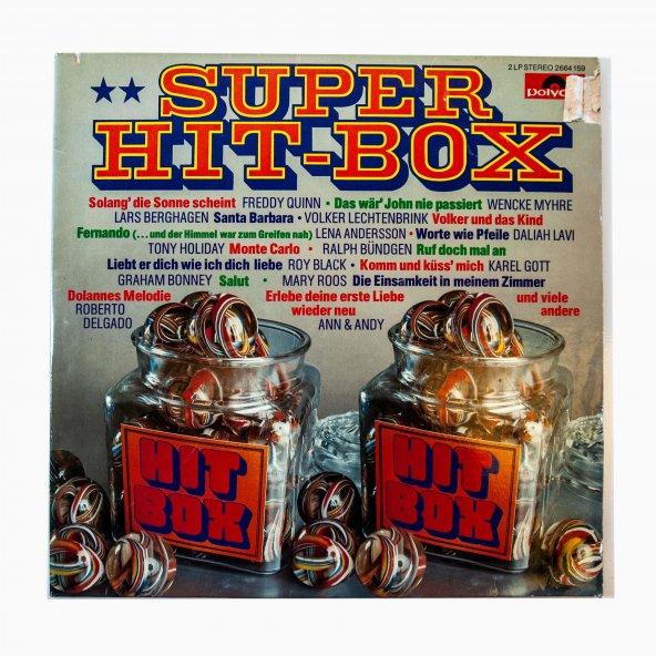 PLAK-SUPER HİT BOX