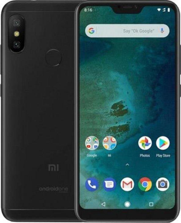 Xiaomi Mi A2 Lite 32 GB Siyah (İthalatçı Garantili)