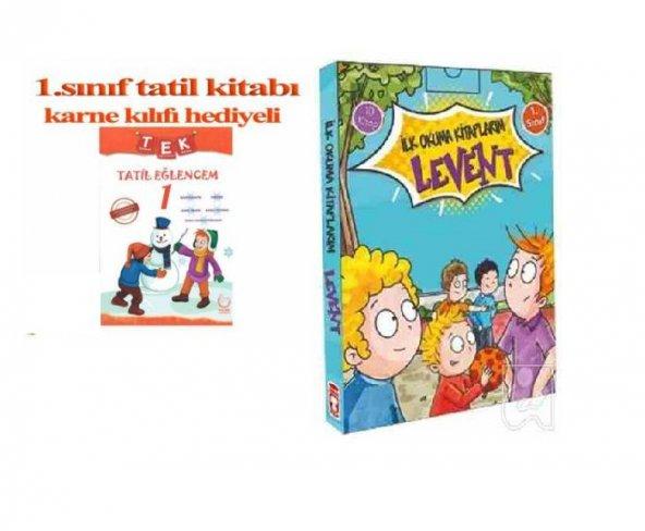 Levent - İlk Okuma Kitaplarım 1.sınıf Palme 1.Sınıf TEK Tatil Eğl
