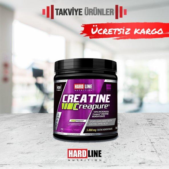Hardline Creapure Creatine 500 gr Kreatin