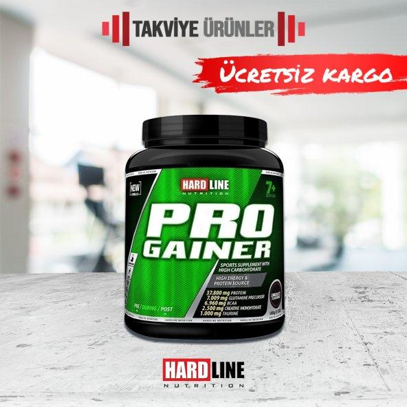Hardline Progainer 1406 gr Karbonhidrat Tozu