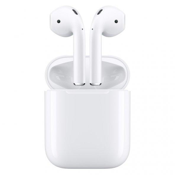Apple AirPods Kablosuz Kulaklık MMEF2TU/A 2 Yıl Apple TR Garanti