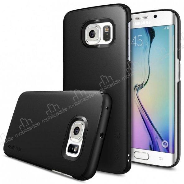 Ringke Samsung Galaxy S6 Edge Plus 360 Kenar Koruma Siyah Kılıf