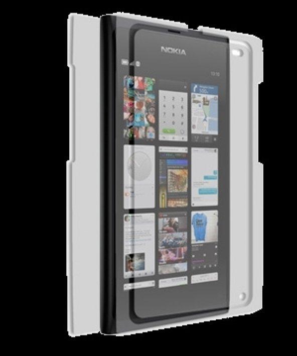 IPG Nokia N9 Tam Gövde Koruyucu Film Full Body