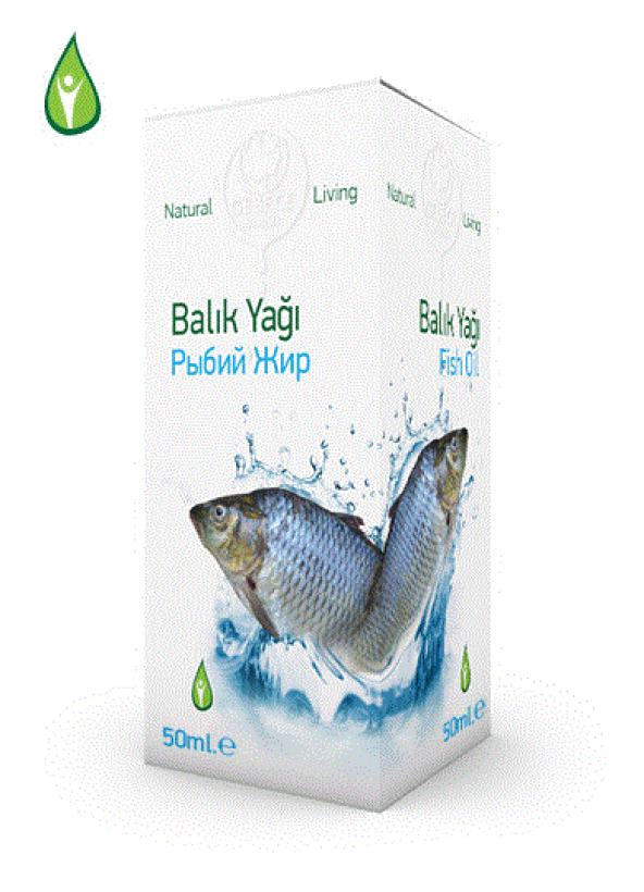 GEBECE Balık Yağı 50ml