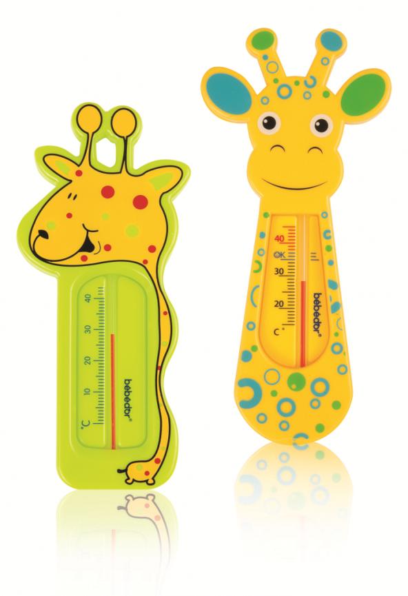 BEBEDOR 580 Banyo Termometresi
