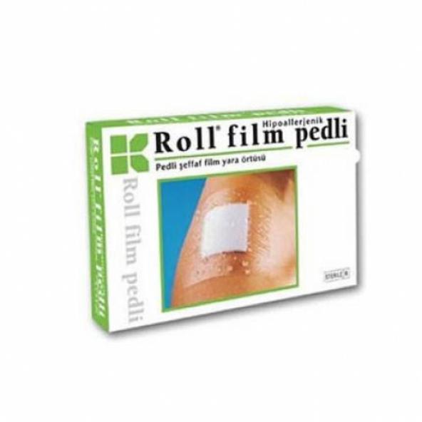ROLL FILM Pedli Şeffaf Film Yara Örtüsü 10*20cm