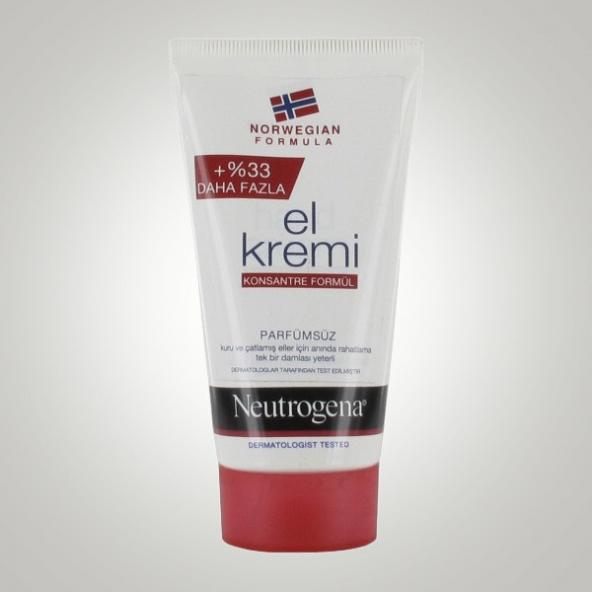 NEUTROGENA El Kremi Parfümsüz 75ml