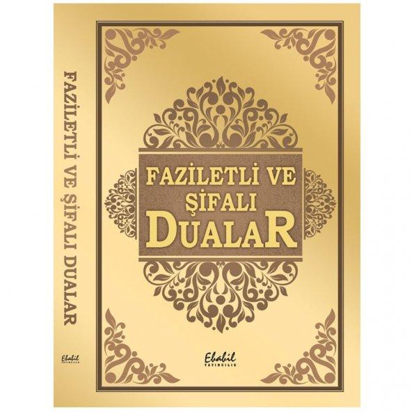 Faziletli ve Şifalı Dualar kitabı Ebabil Yayıncılık - TV Ürünü