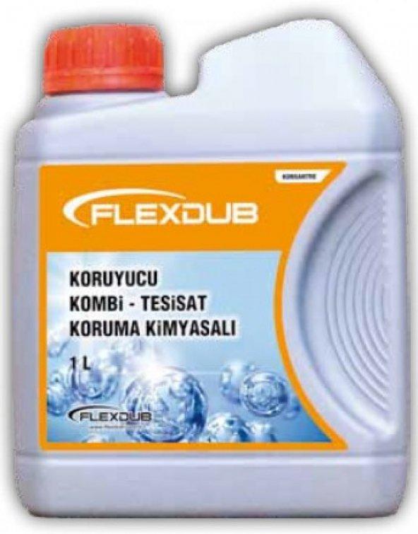1LT FLEXDUB KOMBİ TESİSAT KORUMA KİMYASALI FLEX DUB