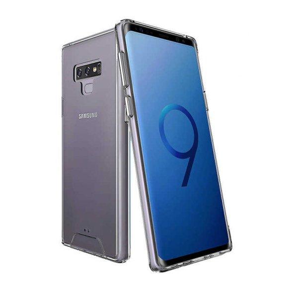 Samsung Galaxy Note 9 Kılıf Olix Gard Silikon