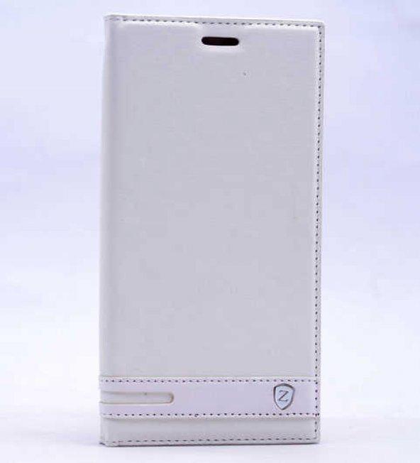 LG Q6 Kılıf Olix Elite Kapaklı Kılıf