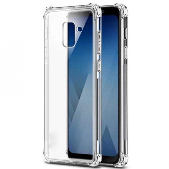 Samsung Galaxy J2 Pro 2018 Kılıf Nitro Anti Shock Silikon