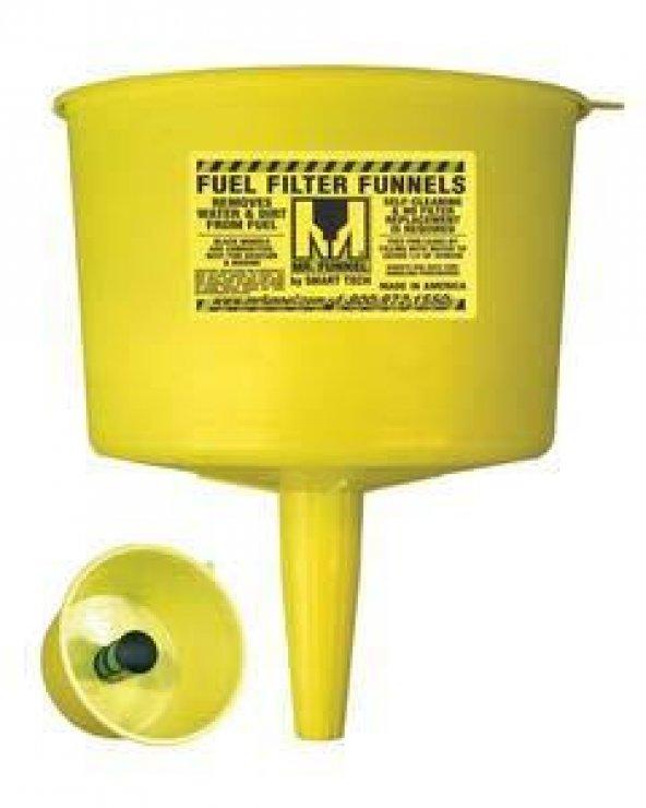 Mr. Funnel yakıt filtreli huni