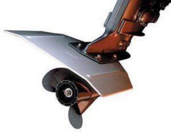 Davis Whale Tail XL alüminyum dıştan takma motor kanadı