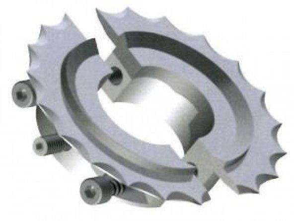 Paslanmaz çelik halat kesici