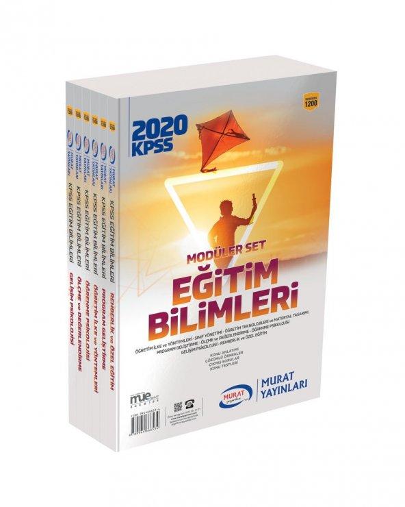 Murat Yayınları 2020 KPSS Eğitim Bilimleri Modüler Konu Anlatımı