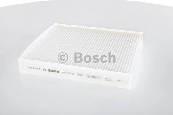 VW Polo 1.0 TSI 2014-2019 Bosch Polen Filtresi