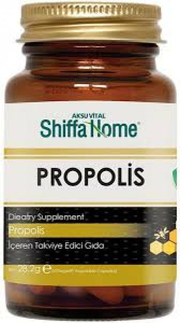 Aksu Vital Shiffa Home Propolis 60 Kapsül