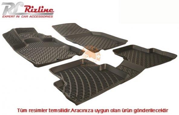 Rizline Dacia Duster 4x4 (2010…) 3D Havuzlu Paspas