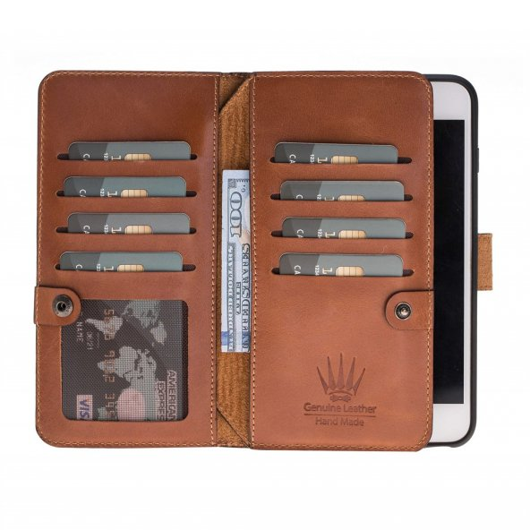 DOUBLE MAGIC WALLET IPHONE 6-7-8 TABA 2IN1