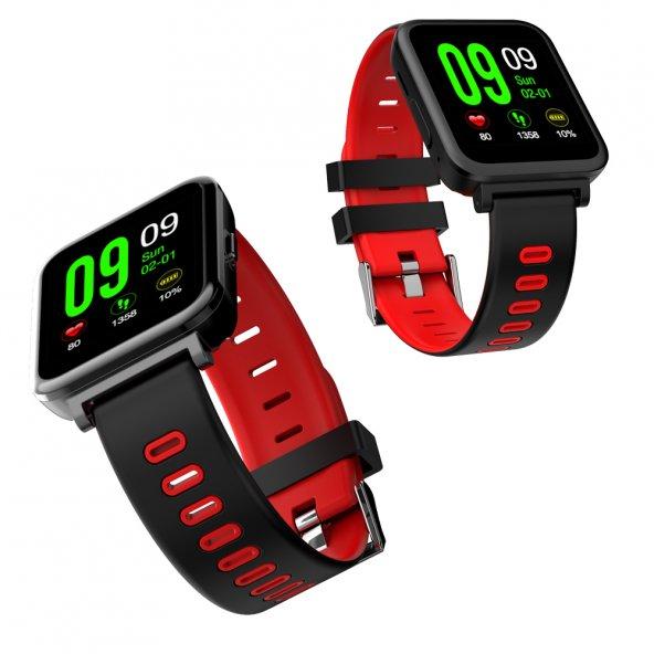 Smart Watch SN10 Bluetoothlu Akıllı Saat Android ve iOS Uyumlu