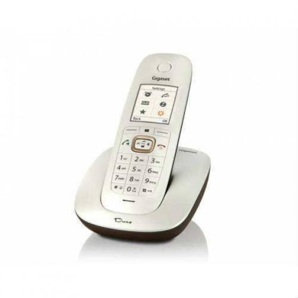 GIGASET CL540 RENKLİ EKRAN DECT TELEFON