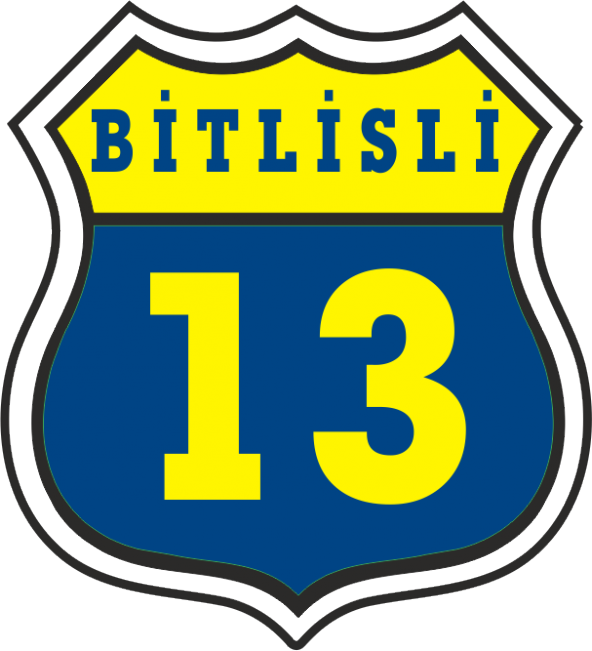 13 BİTLİS STICKER
