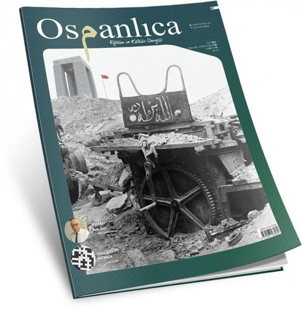 Mart 2014 Osmanlıca Dergisi (Sayı:7)