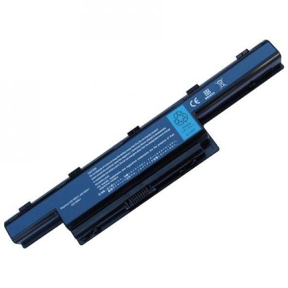 Acer TravelMate 8572G Batarya Pil
