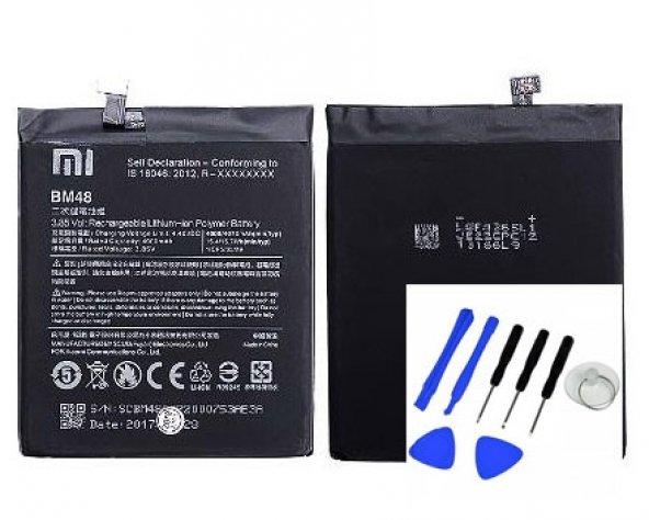 Xiaomi Note 2 Batarya Pil BM48 + Tamir Seti