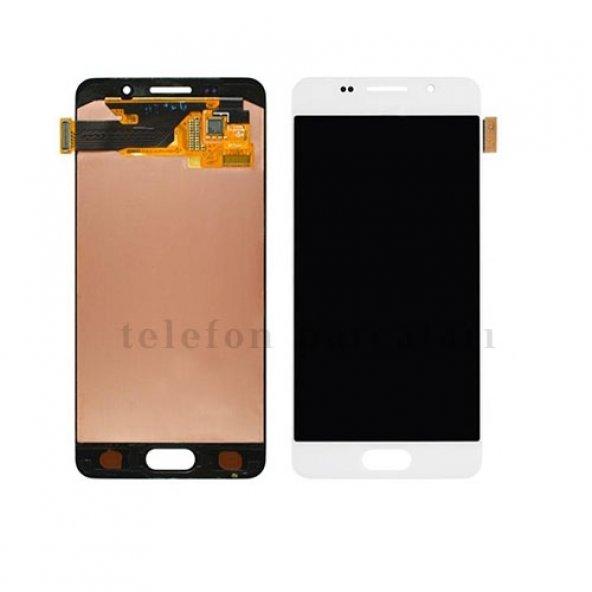 Samsung Galaxy A5 A510 LCD Ekran Dokunmatik | BEYAZ