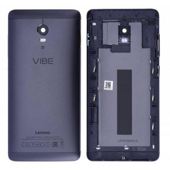 Lenovo Vibe P1 Arka Kapak Batarya Pil Kapağı Siyah