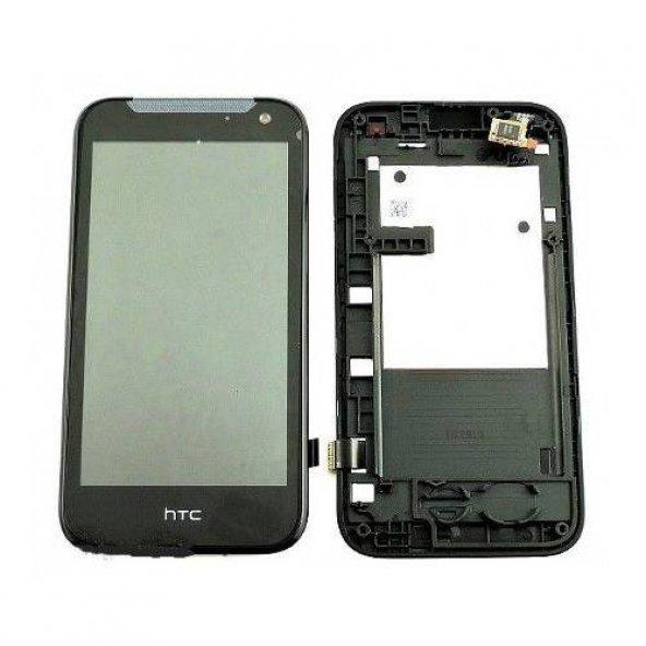 HTC Desire 310 LCD Ekran Dokunmatik Ful Çıtalı + Tamir Seti