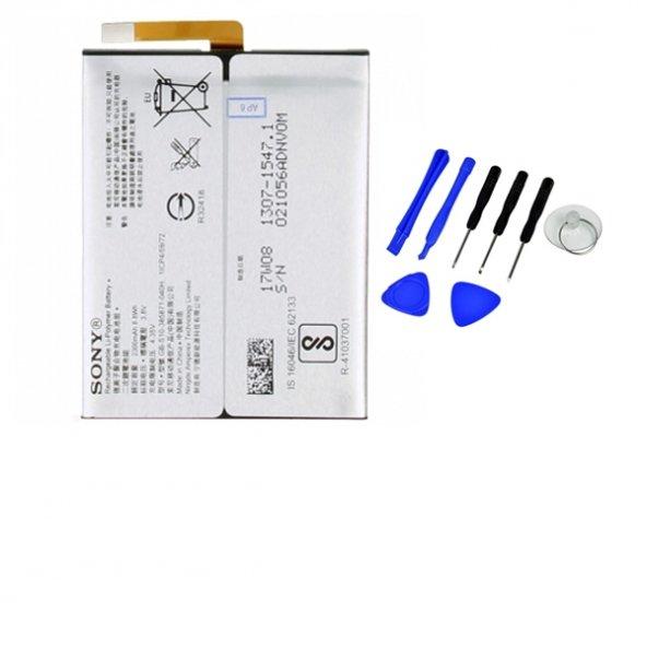 Sony Xperia XA1 G3121 Orjinal Çıkma Batarya + Tamir Seti