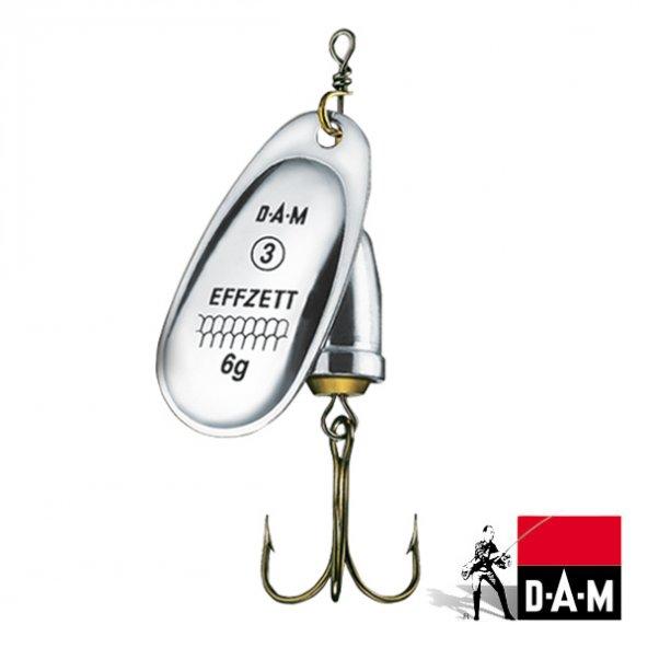 DAM 5127104 Effzett FZ Executor Gümüş 4 Gr