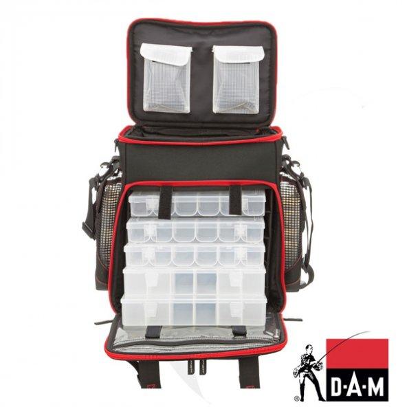 DAM 8349004 Effzett Soft Lure Carryall Çanta